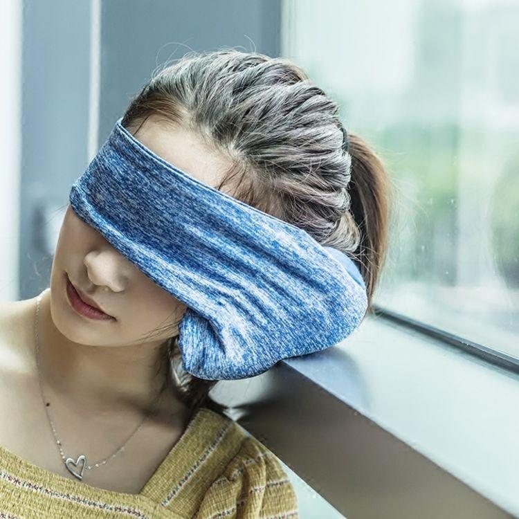 旅行眼罩枕,抛弃朋克养生,新的一年有神器助你安心冬眠