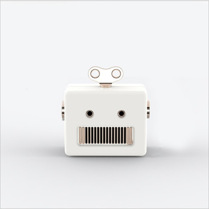 3life机器人音乐蓝牙音箱迷你可爱便携随声听朋友送闺密生日礼物