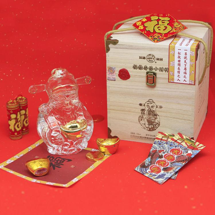 桐木礼盒装 火漆封缄,关爱长辈,请送这些诚意礼品