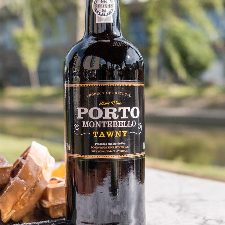 葡萄牙茶色波特酒Tawny Porto750ml