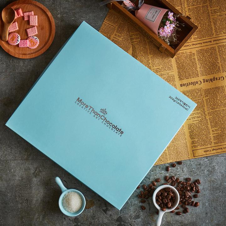 morethan纯可可脂巧克力浪漫情人节礼物顺丰包邮预售2月8日发货
