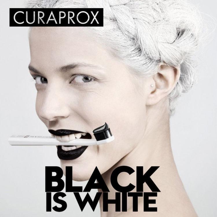 瑞士进口Curaprox美白牙膏配5460软毛牙刷套装 单品高颜牙膏选购