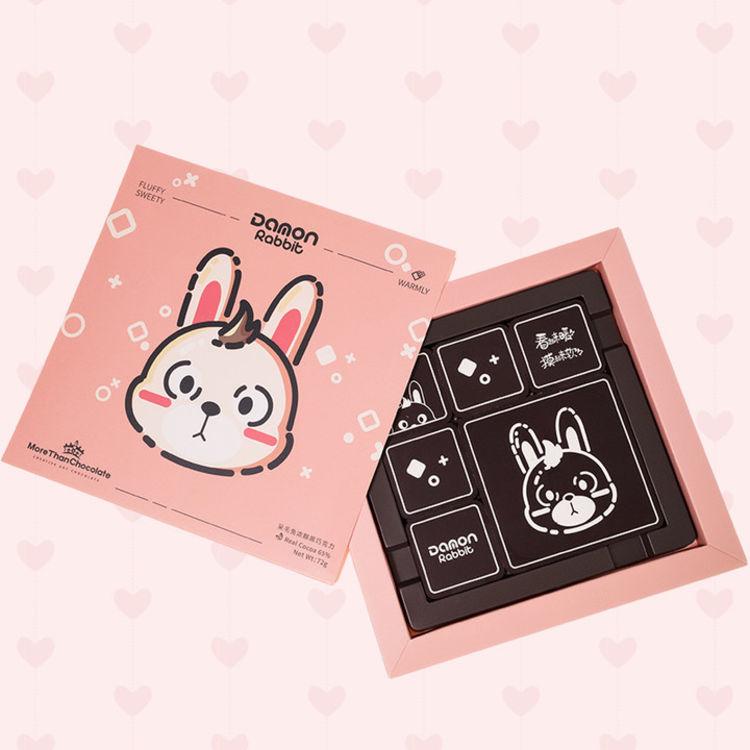 动漫呆毛兔正版授权,214精选√撩人美食礼盒,抓胃又抓心!