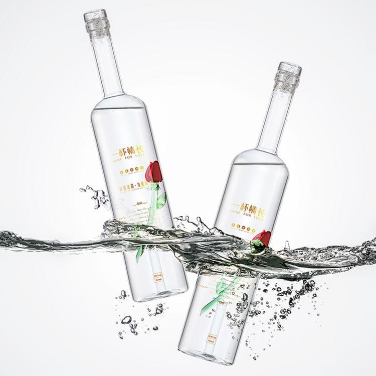 一款表达爱意的酒,神助攻 | 一杯情长表白酒。