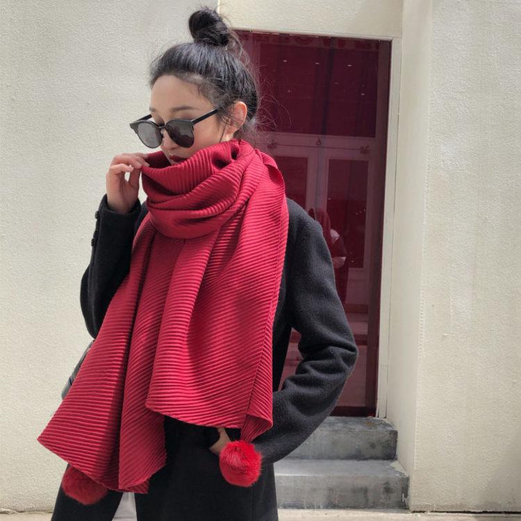 简约显气质,凹造型必备,最in围巾系法&配色法则