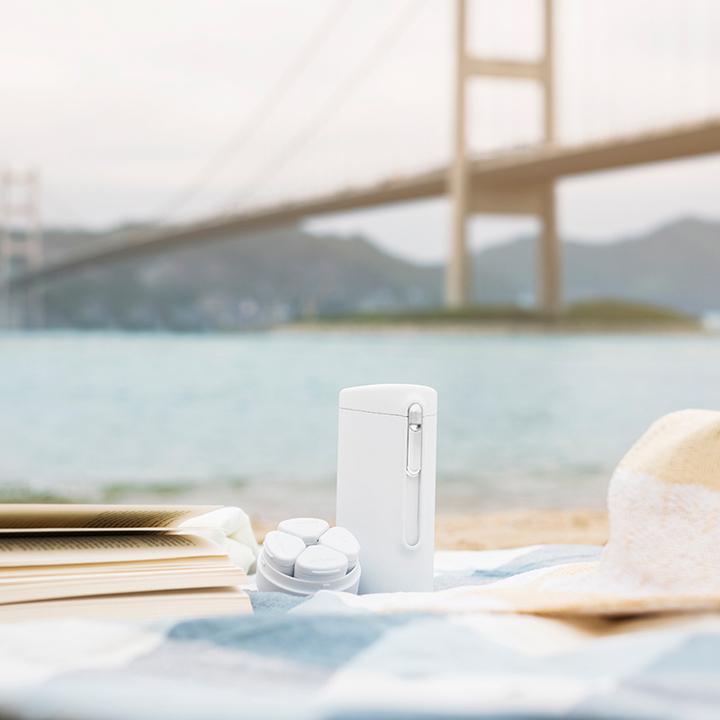 Tic 2.0 升级版旅行分装收纳瓶出差便携神器沐浴液化妆护肤品套装