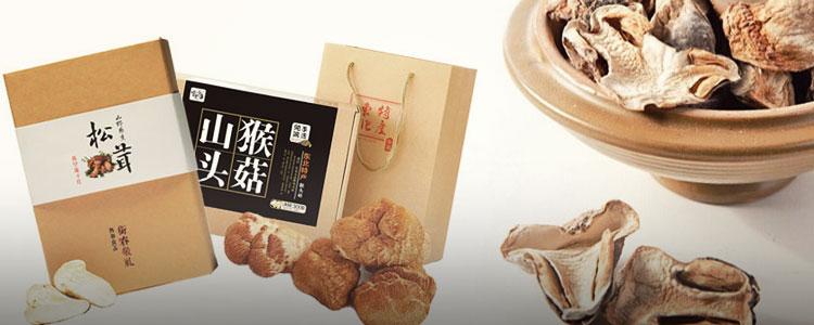 菌类礼盒,送给长辈的养生瑰宝