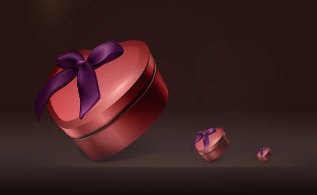 巧克力,见证你们的甜蜜时刻