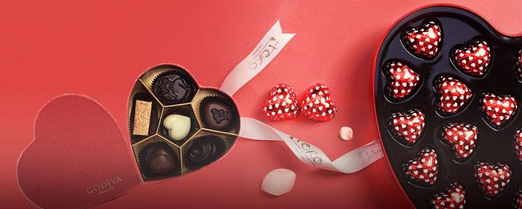 给甜蜜加分,没有巧克力绝对不行