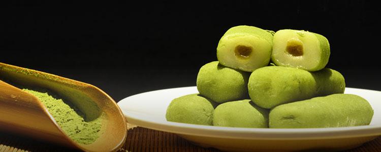小清新绿色食物,让身体爱上清新