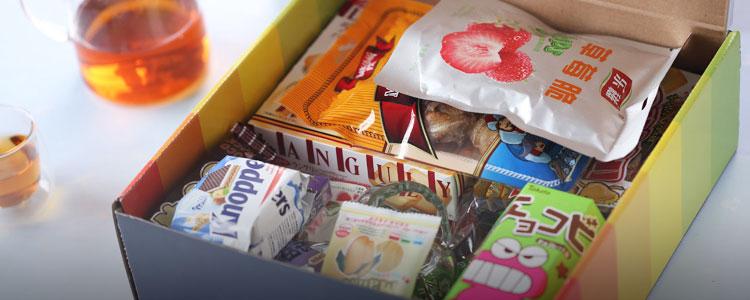 进口零食大礼包,为儿童节加点料儿