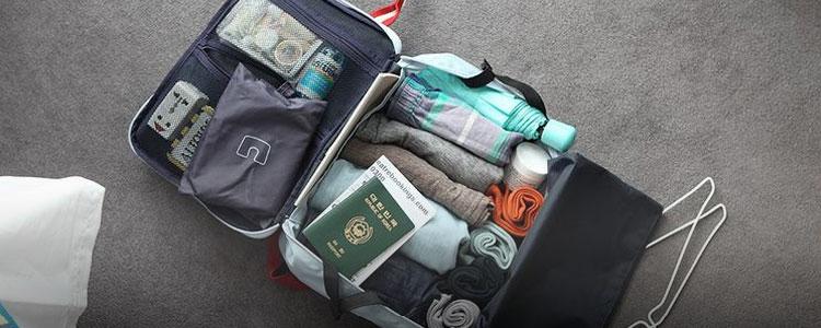 春暖花开,春季出游你的行李整理好了么