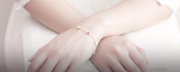 唯美细手链,替你诉说甜蜜的浪漫~