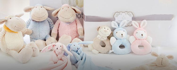 玩具礼盒,送新生儿的爱不释手