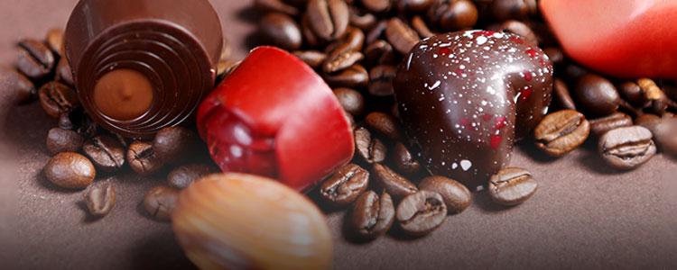 你不能拒绝巧克力,就像你不能拒绝爱情