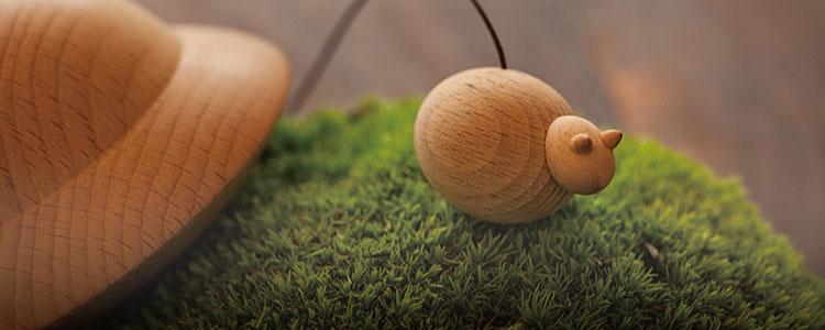 木质美学,给TA返璞归真的质感