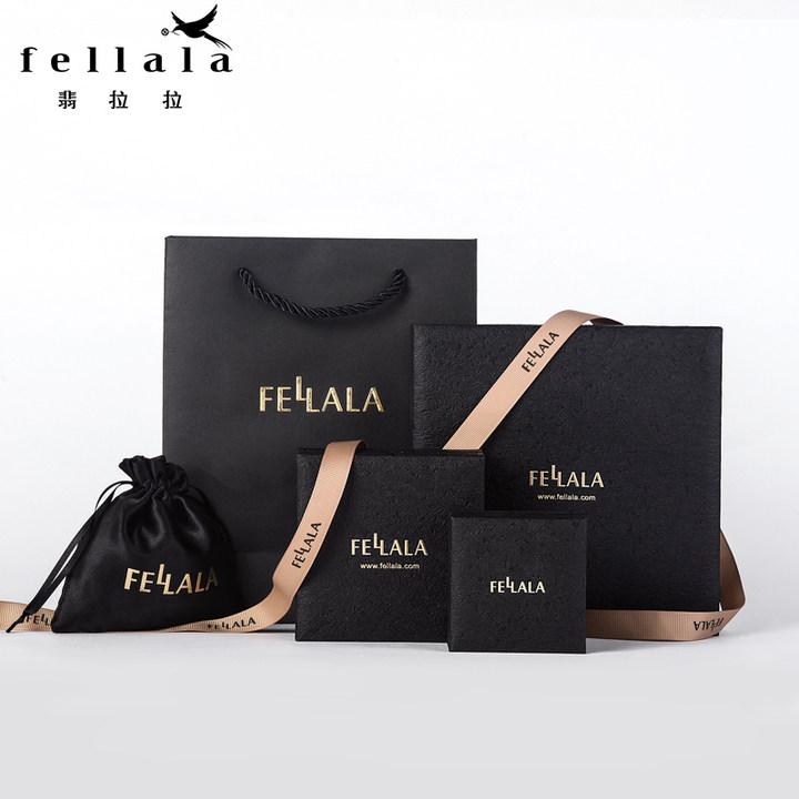 Fellala印象巴黎珍珠耳钉