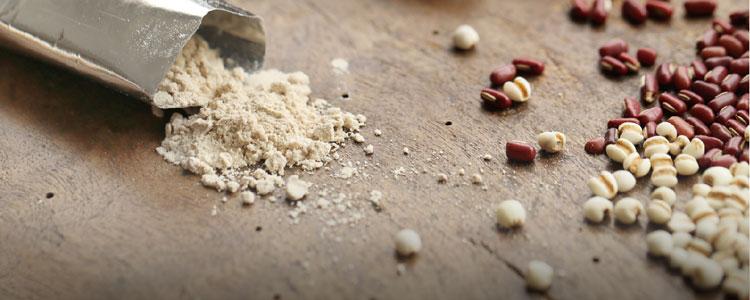 红豆配薏米,食补养生去除体内湿气