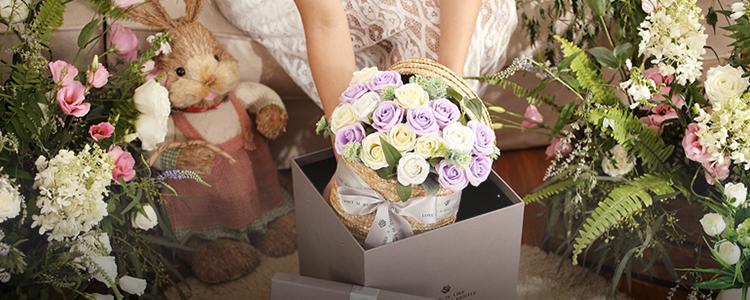 母亲节,送妈妈一束永不凋零的花