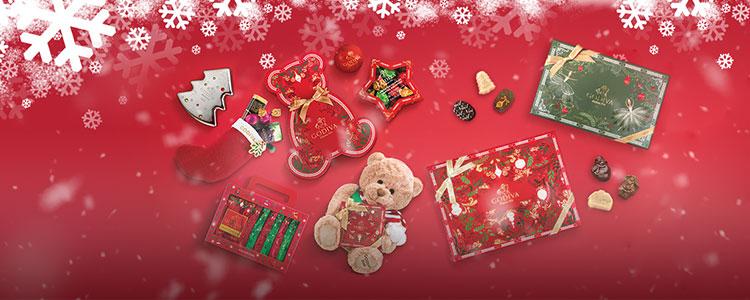 圣诞限定款美食,送给唯一的Ta
