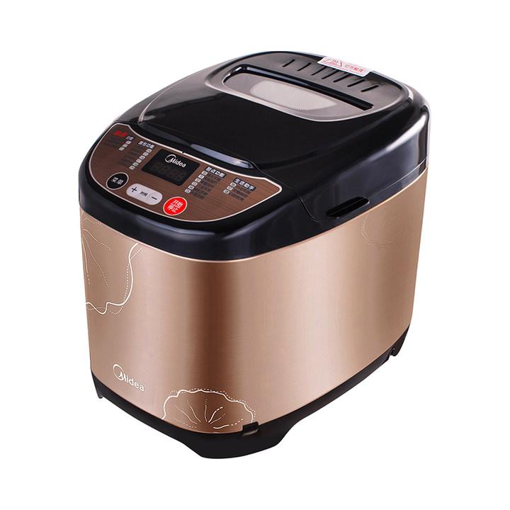 Midea/美的 EHS15AP-PGS面包机家用全自动智能多功能酸奶蛋糕和面