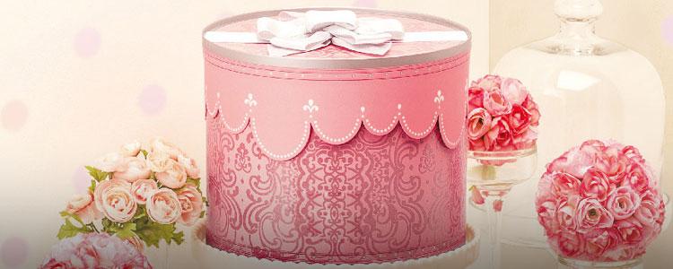 高颜值美味礼盒,来点浪漫惊喜她