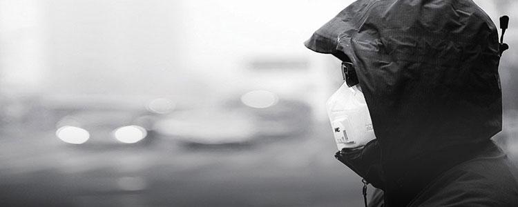 面对今年最强雾霾,口罩君来保护你