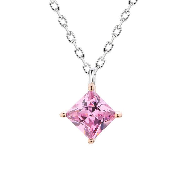 银饰 施华洛世奇锆石,七夕粉色礼物清单 | 搞定够甜不腻的少女癌