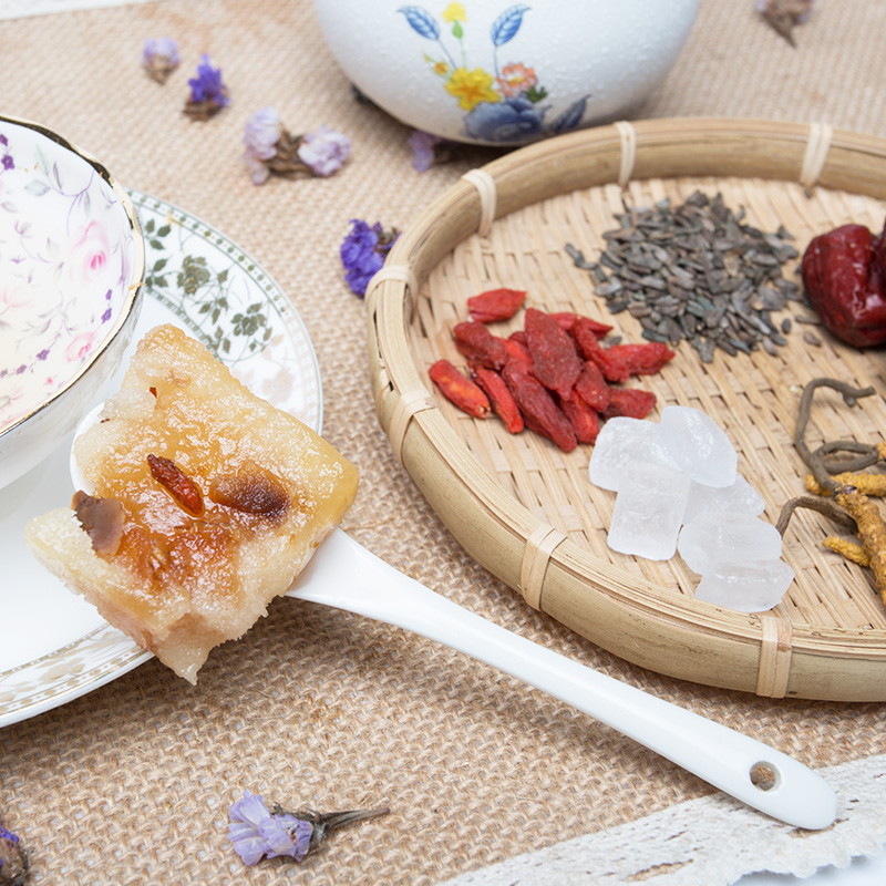 黑金传奇冰糖牛蒡茶455g/袋