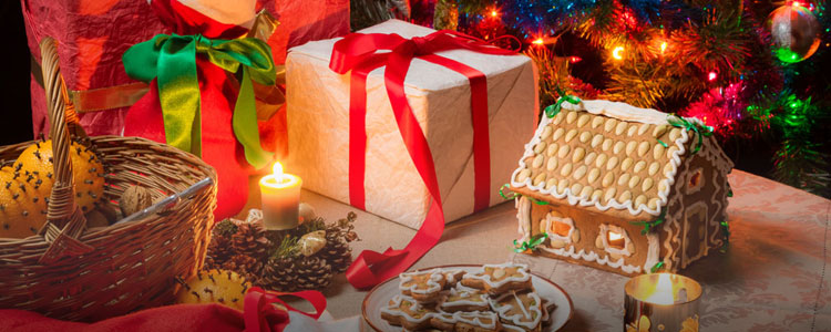 圣诞美食TOP榜,送礼够味又给面儿