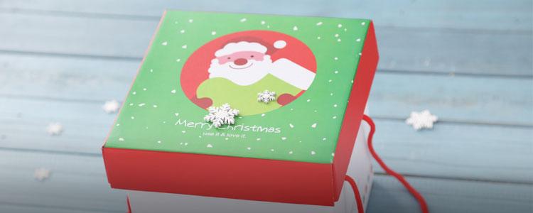 圣诞零食大礼包,满足你的味蕾
