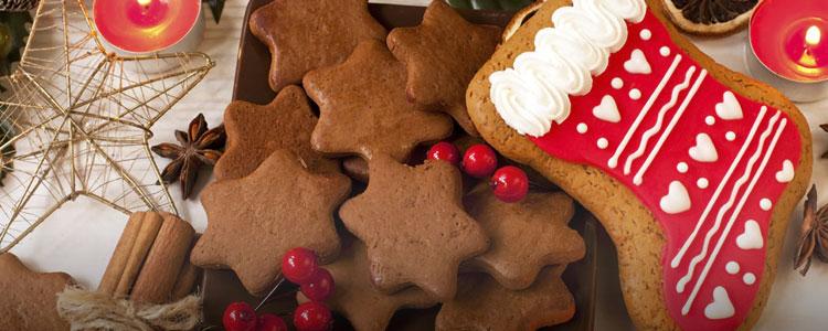 圣诞创意饼干,送TA一口小甜蜜