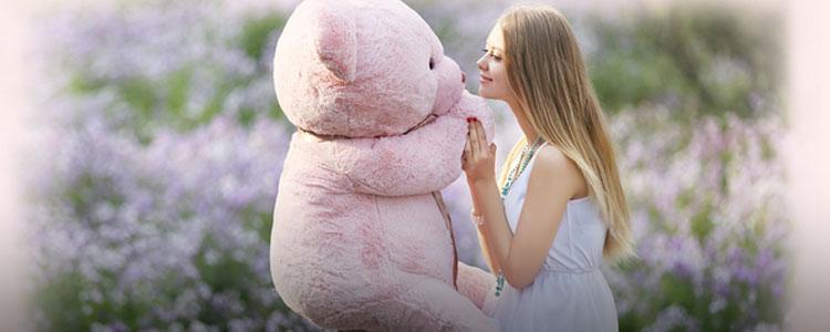 浪漫粉红色泡泡,送她的新年好礼