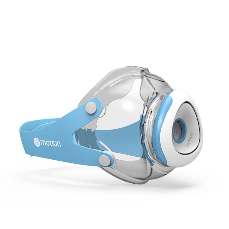 呼吸革命 颠覆设计,KO雾霾的正确方式,你造吗