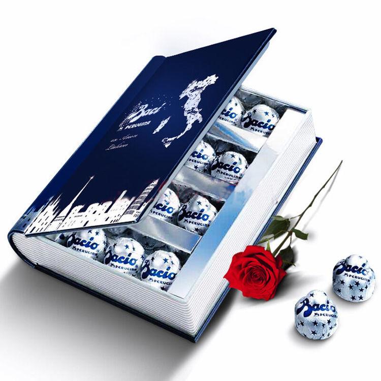 12颗黑巧组成爱之书,10款「创意巧克力」专治无趣,圣诞备礼就靠这篇了!
