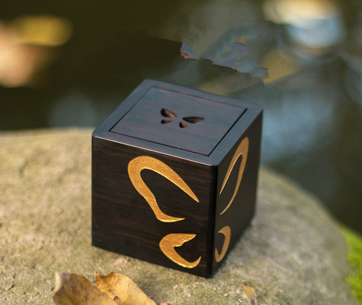 匠艺红木音乐盒