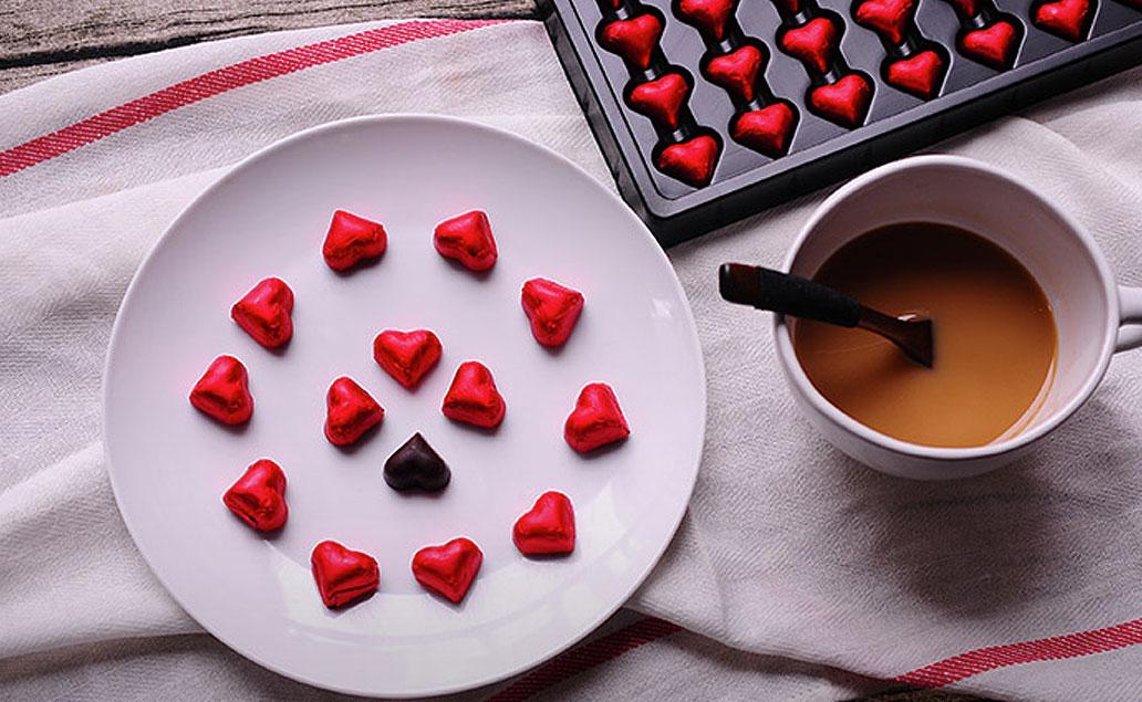 情人节不能少的巧克力,替你说出甜言蜜语