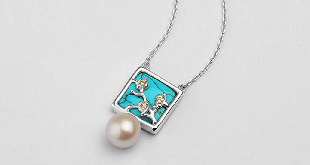 女票说,这个情人节只喜欢你送她珍珠