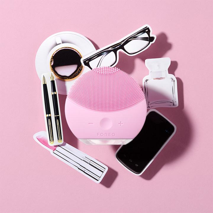 FOREO LUNA mini二代 露娜家用电动充电式毛孔清洁美容洗脸刷洁面仪