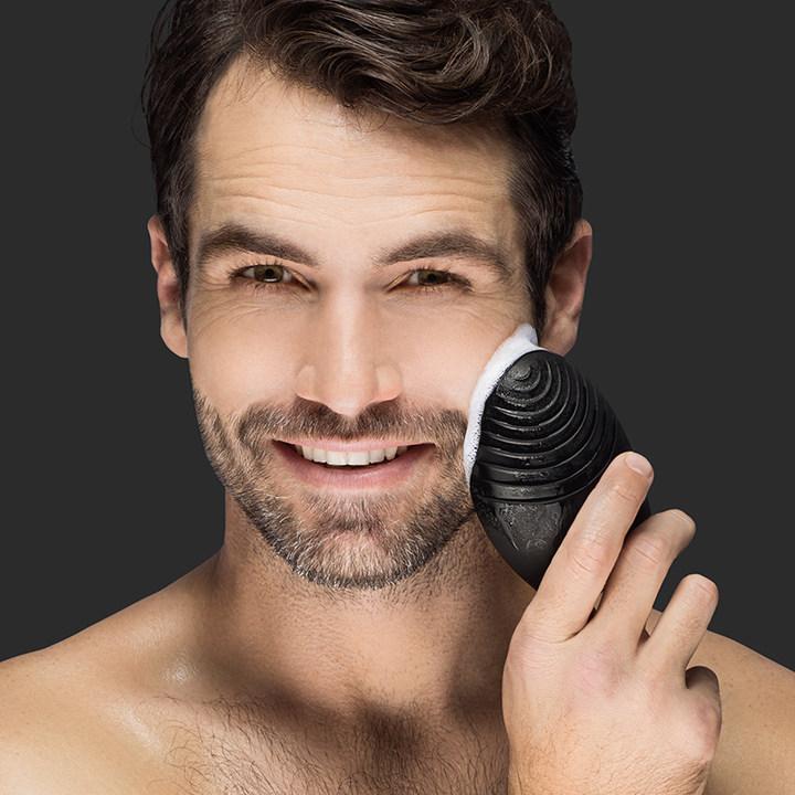 FOREO LUNA第二代 男士 露娜洁面仪脸部清洁器去黑头电动美容仪
