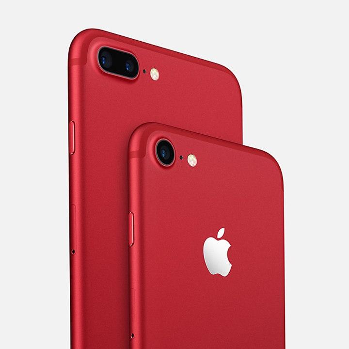 【国行】Apple/苹果 iPhone 7/7P 红色特别版 全网通4G手机