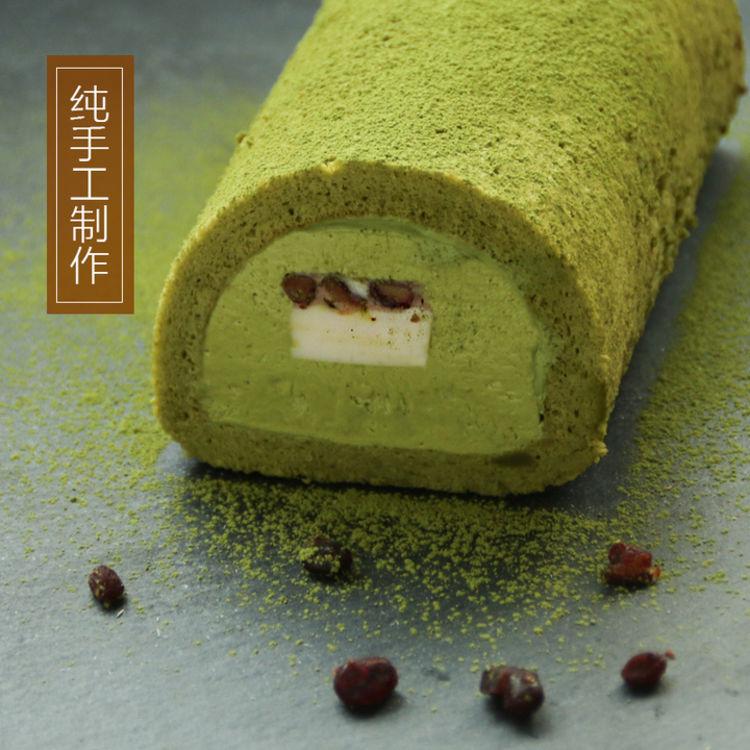 抹茶加红豆 绝配美味,心意手工烘焙,送你甜蜜超美味!