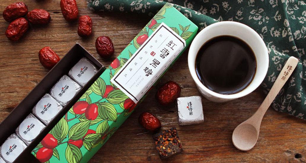 别只说多喝热水,送黑糖茶才是真温暖