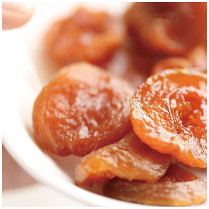 阳高京杏 杏脯 爽快的酸味 除了糖没有其他添加