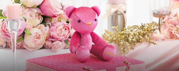 粉红零食大礼包,RIVON送你一颗少女心