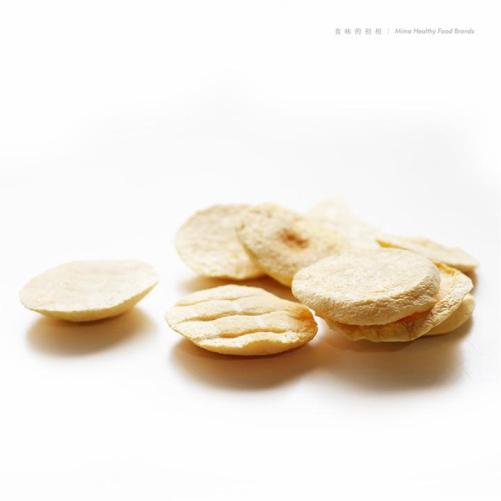 食味的初相 冻干黄桃脆片三袋装 无油 无添加剂 无防腐剂 25gx3