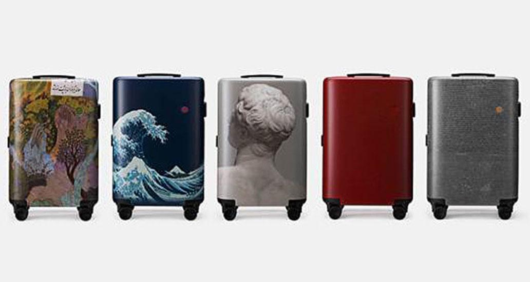 这只中国制造的旅行箱,颜值征服了全世界!