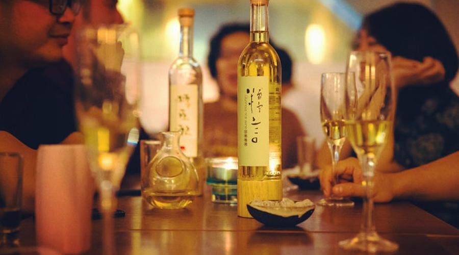 媲美冰酒的高颜值米酒,糯言清酿