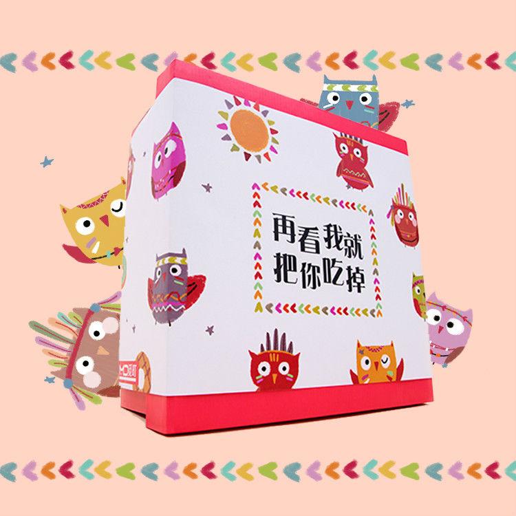"""原创设计代写贺卡,聚会气氛担当:会""""爆炸""""的零食礼盒!"""