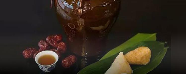 """""""粽""""享美酒丨黄酒才是端午节的标配"""